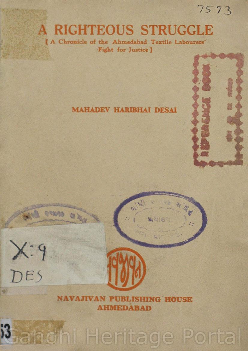 rangeela gandhi book pdf in english