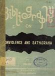Bibliography on Non-Violence and Satyagraha