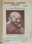 Mahatma Gandhi's Letters to P. N. Rajabhoj, Ex. M. P.