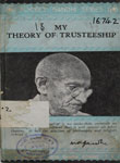 My Theory of Trusteeship
