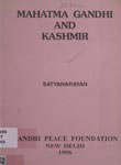 Mahatma Gandhi and Kashmir