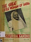 Kasturba Gandhi :  A Biographical Study