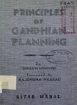 Principles of Gandhian Planning