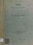 Cotton : (Khadi Manual Vol. II Part IV.)