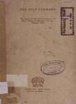 One Step Forward : The report of the first Conference of Basic National Education, Poona, October 1939