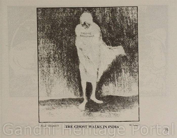 The Ghost Walks in India