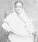 Kasturba in 1915