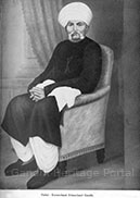 Father : Karamchand Uttamchand Gandhi
