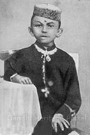 Mohandas at Porbandar, Age 7