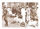 Demonstrations during the Quit India Movement, 1942