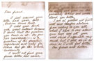 A draft letter to Gandhi written by Tolstoy on May, 8, 1910
