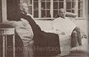 With Marshal Chiang Kai-Shek, Calcutta, February 1942