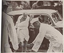 The historic meeting of the All india Congress Committee August 8, 1942 at which the Quit India Resolution was adopted.