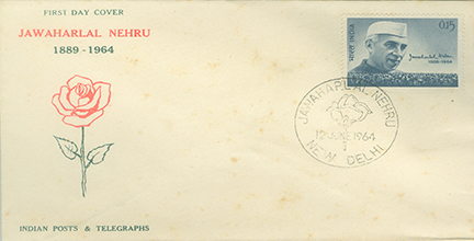 First Day Cover - 10