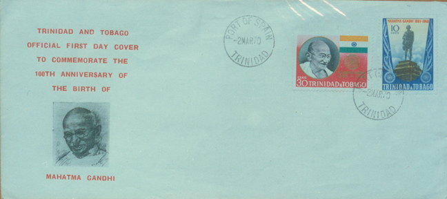 First Day Cover - 30