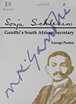 Sonja Schlesin Gandhi's South African Secretary