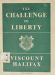 The Challenge To Liberty