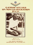 Gandhi Speaks On Non-CO-Operation in U. P.