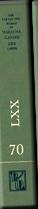 Vol. 70