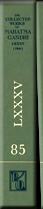 Vol. 85